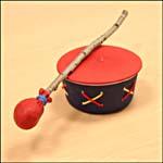Fabriquer un tambour