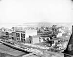 Photograph: Vancouver as seen from the Hotel Vancouver, 1888.
