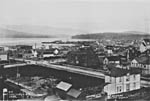 Photograph: Vancouver in 1885.