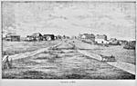 Woodcut: Winnipeg, 1871