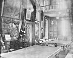 Photograph: Room in which the Charlottetown Conference was held, 1864