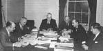 Photo : Deuxième délégation qui s'est rendue à Ottawa.