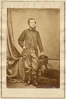 Portrait de Patrick J. Whelan