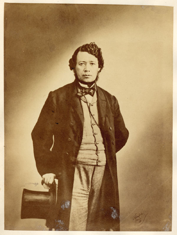 Portrait of the Hon. Thomas D'Arcy McGee