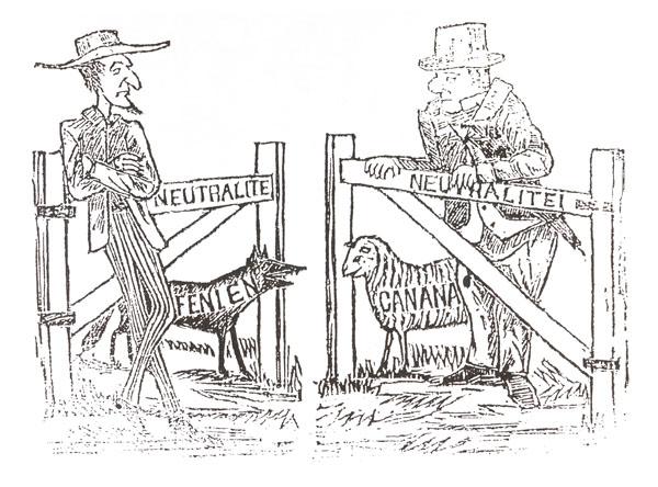 Caricature, NEUTRALITÉ