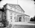 Photo de Rideau Hall, septembre 1918