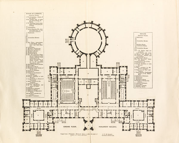 The house of commons floor plan - House plans