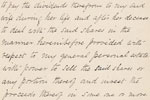 Page 10 of the handwritten last will of Sir John A. Macdonald, September�4,�1890