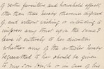 Page 11 of the handwritten last will of Sir John A. Macdonald, September�4,�1890