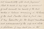 Page 13 of the handwritten last will of Sir John A. Macdonald, September�4,�1890
