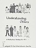 Cover of a book by the P.E.I. Cross-Cultural Information Committee entitled UNDERSTANDING OTHERS: A MULTICULTURAL HANDBOOK FOR P.E.I., 1985