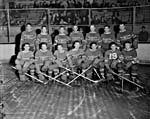 Photo des Canadiens de Montréal, en 1942