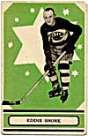 Carte de hockey d'Eddie Shore (1933-1934)