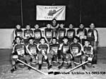 Photograph of the Alberta Pee-Wee Aboriginal hockey team, Calgary, Alberta
