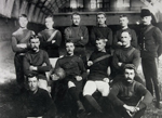 NWMP Association Rugby Team, 1896