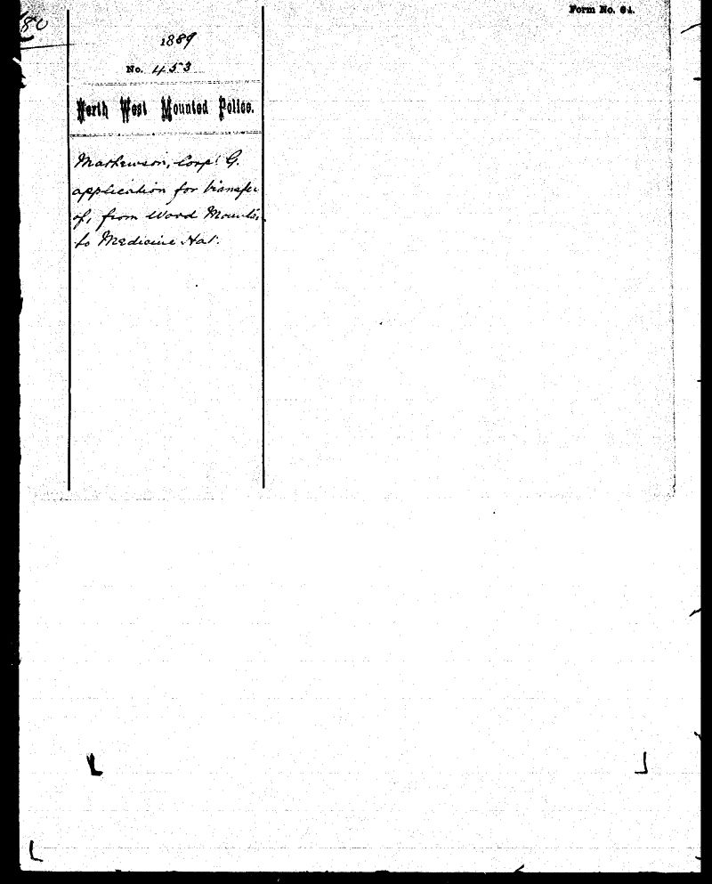 Digitized page of NWMP for Image No.: sf-01280.0004-v7
