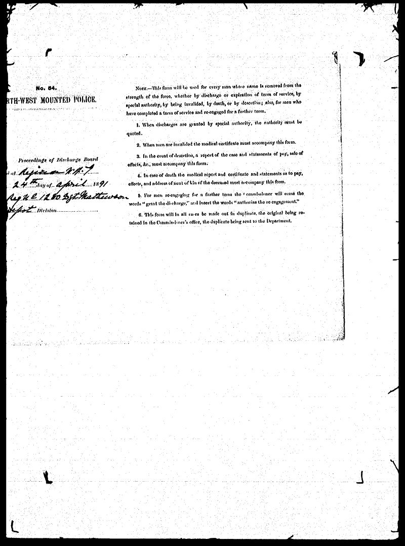 Digitized page of NWMP for Image No.: sf-01280.0055-v7