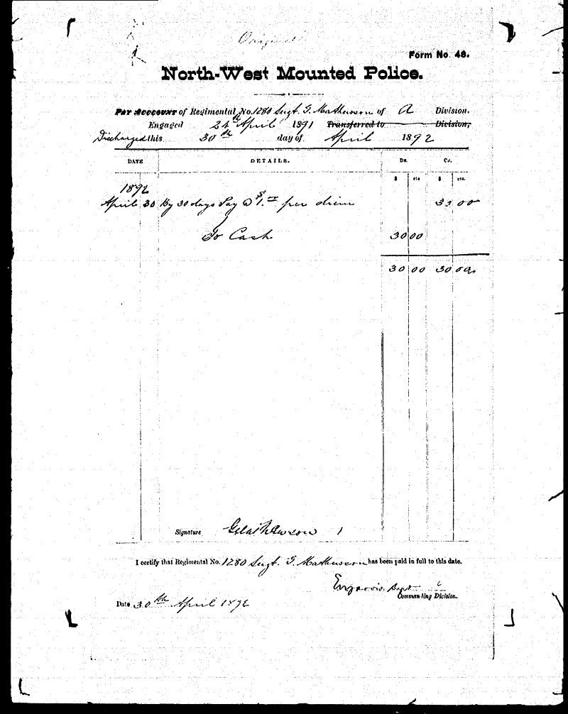 Digitized page of NWMP for Image No.: sf-01280.0076-v7