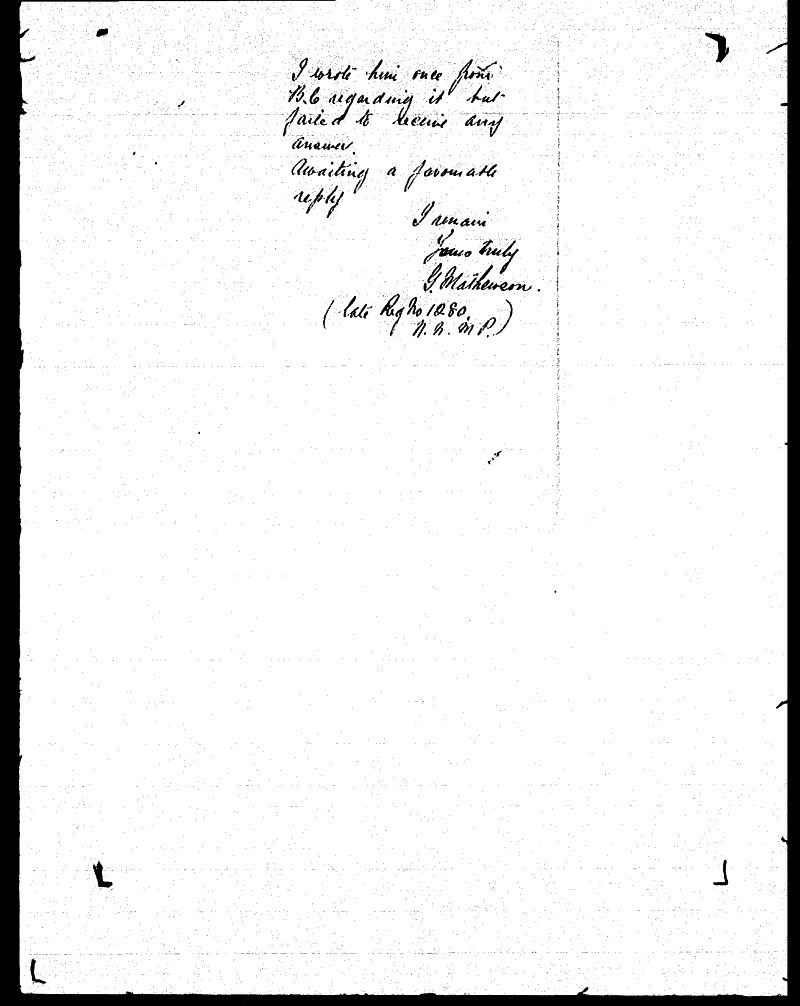 Digitized page of NWMP for Image No.: sf-01280.0081-v7