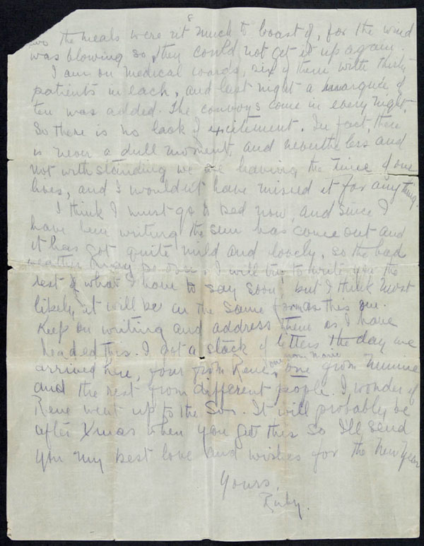 Letter - 03/12/1915 to People - Page 8