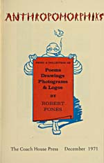 Red title is printed at top of beige paper with letters shaped out of illustrations of the human body. A line of text is printed in black at the bottom. In the middle, a drawing of a smiling and smoking Michelin Man in blue  holding a big red sign with black print on it.