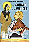 Cover of comic book, LA SONATE DE L'AVEUGLE (23 page issue)