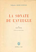 LA SONATE DE L'AVEUGLE (23 page issue)