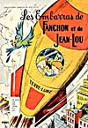 Cover of comic book, LES EMBARRAS DE FANCHON ET DE JEAN-LOU (16 pages)