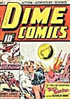 Cover of comic book, DIME COMICS, number 1