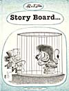 Cover of comic book, STORY BOARD � (48 page issue)