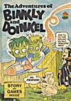 Cover of comic book, BINKLY AND DOINKEL