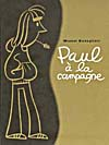 Cover of comic book, PAUL À LA CAMPAGNE (43 page issue)