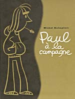 Cover of comic book, PAUL À LA CAMPAGNE (43 pages)
