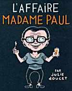 Cover of comic book, L'AFFAIRE MADAME PAUL (11 pages)