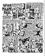 L'AFFAIRE MADAME PAUL (11 page issue)