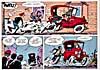 Panels from comic strip, ALEXIS LE TROTTEUR, printed in magazine, VIDÉO-PRESSE, volume 4, number 6