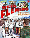 Cover of comic book, REID FLEMING, WORLD'S TOUGHEST MILKMAN, number 1 (32 page issue)