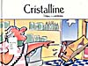 Cover of comic book, CRISTALLINE (40 page issue)