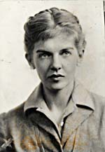 Photograph of Elizabeth Smart, 1942