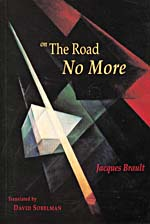 Colourful cover of book, ON THE ROAD NO MORE, 1993