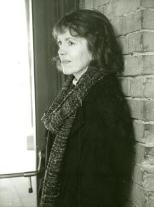 Photograph of Jane Urquhart