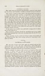 Page 110 of book, THE CANADIAN SETTLER'S GUIDE, with recipes for Buckwheat Pancakes and Oatmeal Pancakes