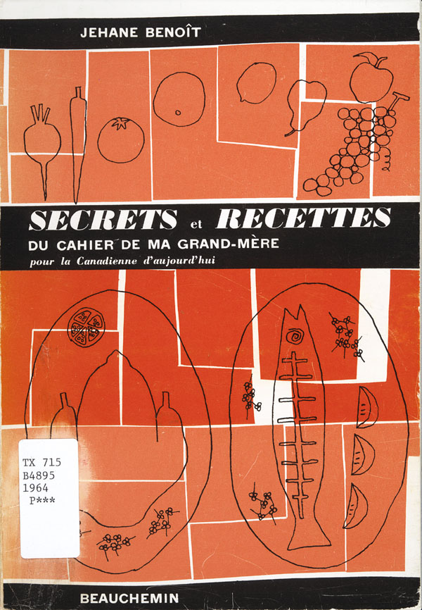 Une r volution dans la cuisine biblioth que et archives - Creer un cahier de recettes de cuisine ...