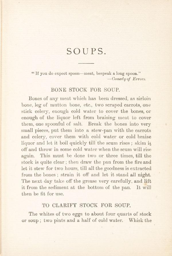 The New Galt Cook Book
