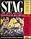 Cover of pulp magazine, STAG, Fall 1941