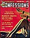 SENSATIONAL CRIME CONFESSIONS, vol. 2, no 1 (janvier 1946)