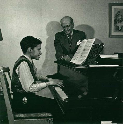 Archived Early Career Glenn Gould The Glenn Gould