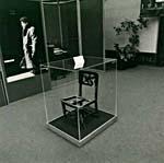 Glenn Gould's treasured folding piano chair