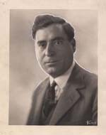 Photograph of Henri Miro