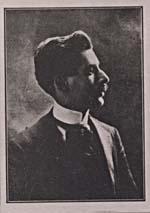 Photograph of Henri Miro, circa 1901
